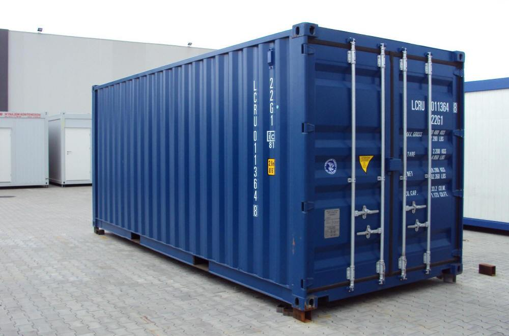 ... Sea container conversion Polen ...