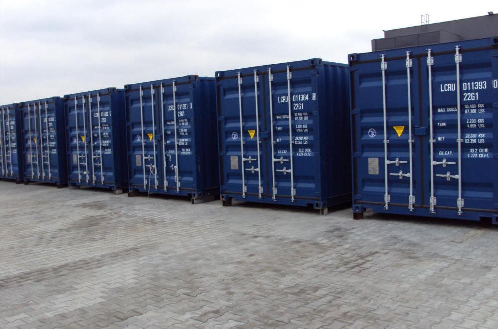 Amenagement Conteneur conversion des conteneurs maritimes pologne